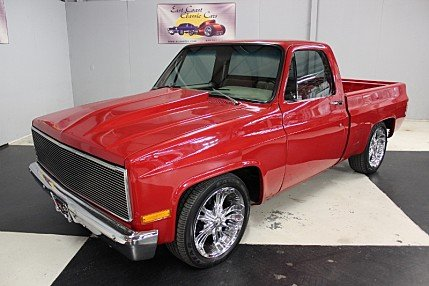 1984 Chevrolet Other Chevrolet Models for sale 100851649